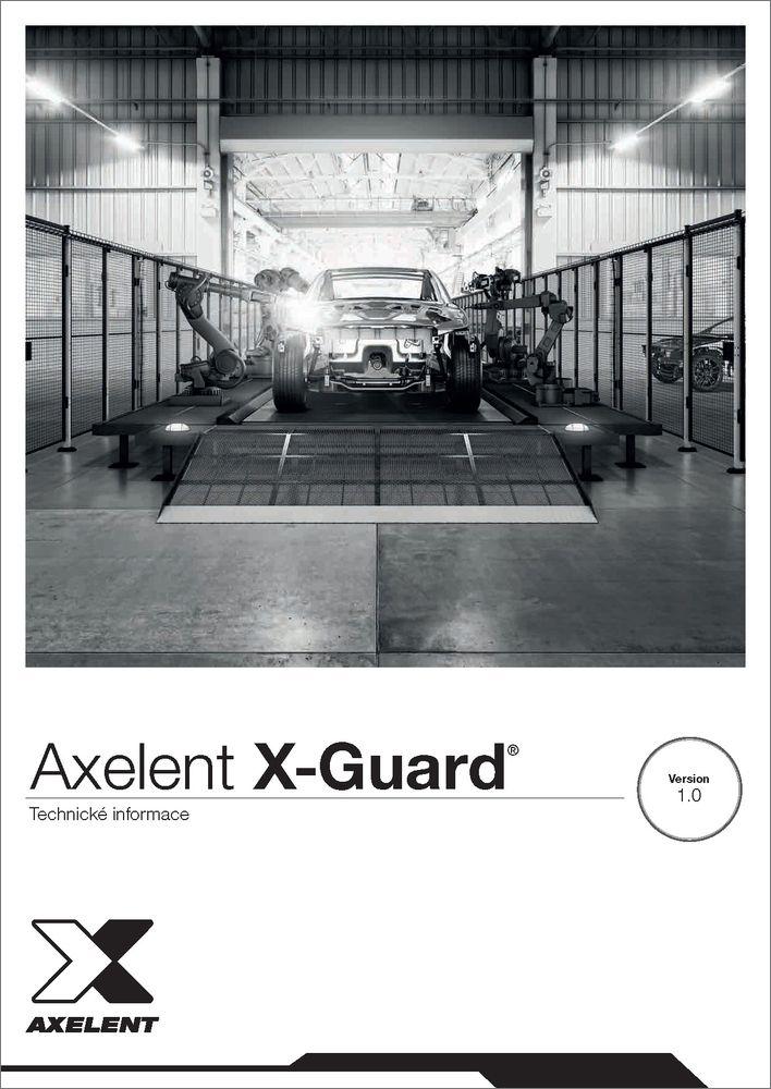 X-Guard – technické informace
