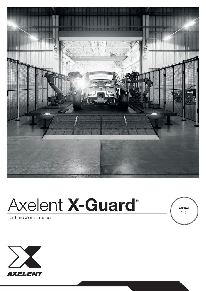 X-Guard - technical informations