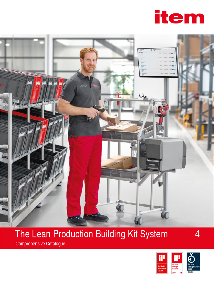 Line LPS 3 - lean production system